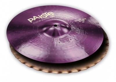 """Paiste 14"""" 900 Color Sound Sound Edge Hi-Hat"""
