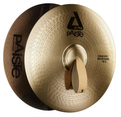 Paiste Alpha Band Pair 16""
