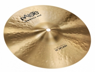 Paiste Formula 602 Modern Essentials Splash