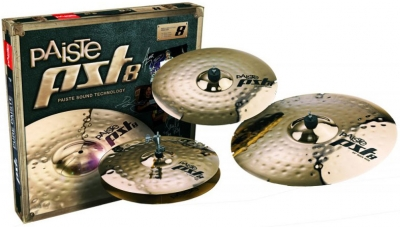 Paiste Rock Set PST8 Reflector