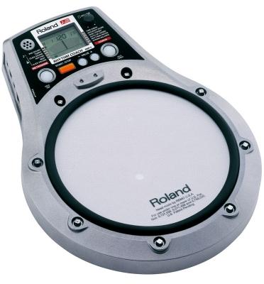 Roland RMP-5 Пэд для обучения с возможностью подключить триггер бас-барабана и тарелки