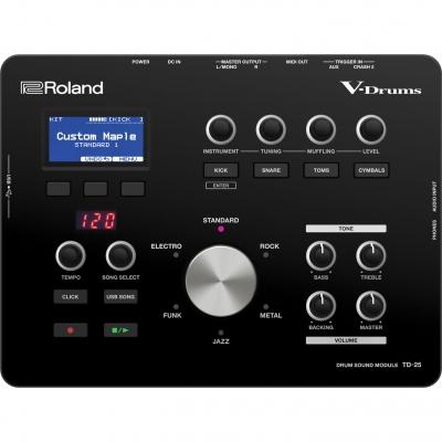Roland TD-25 Барабанный звуковой модуль