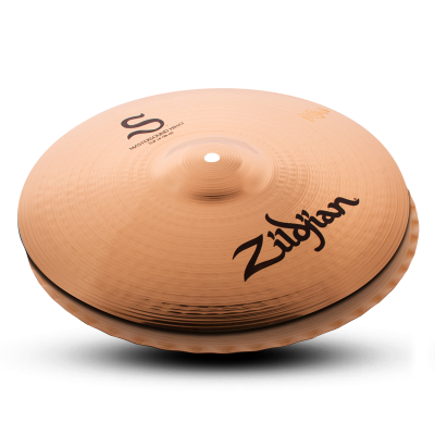 "ZILDJIAN 14"" S MASTERSOUND HI-HAT"