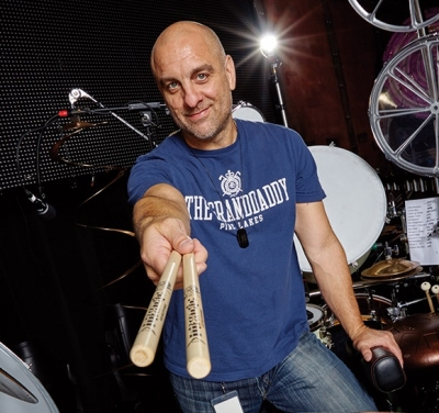 Vater VMTAW Tim Alexander (Primus / A Perfect Circle)