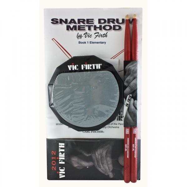 VIC FIRTH LPAD Launch Pad Kit Тренировочный набор