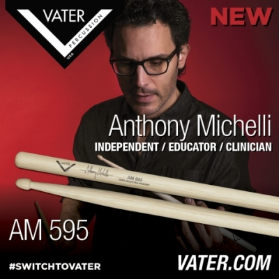 Vater VHAM595W Anthony Michelli
