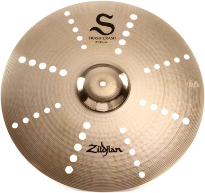 ZILDJIAN S FAMILY TRASH CRASH