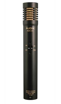 AUDIX ADX51 инструментальный микрофон для тарелок