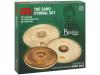 MEINL BV-141820SA Byzance Vintage Sand Cymbal Set by Benny Greb