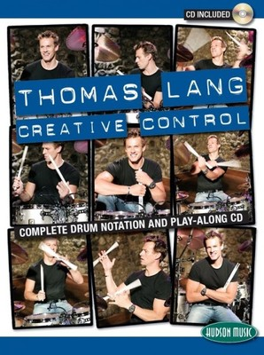 HUDSON Thomas Lang: Creative Control книга + CD