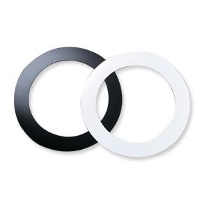 "Remo DM-0005-00 белое кольцо DynamOs 5"" для пластика на бас-барабан"