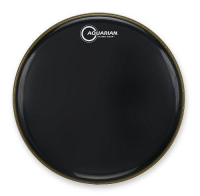 Aquarian Classic Clear Black