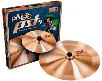 "PAISTE PST 7 Effects Pack Set Набор тарелок (Splash 10"", China 18"")"