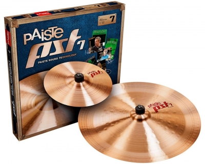"PAISTE PST 7 Effects Pack Set Набор тарелок (Splash 10"", China 18"")"