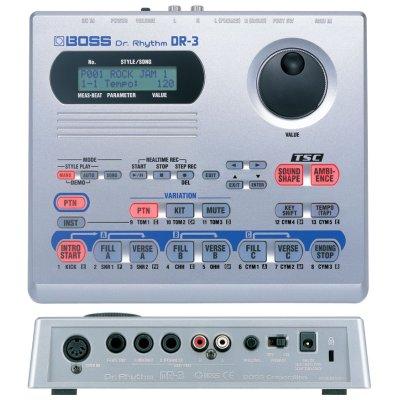 BOSS DR-3 Ритм-машина
