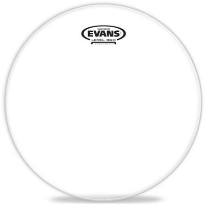 EVANS HAZY 500 Snare Side