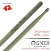 AGNER 5B GLOW Series Барабанные палочки светящиеся в темноте