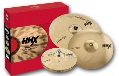 SABIAN HHX EVOLUTION Набор тарелок Performance Set