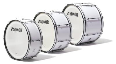 Sonor MB 2410 CW / MB 2612 CW Маршевый бас-барабан