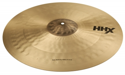 "SABIAN HHX 21"" Raw Bell Dry Ride"