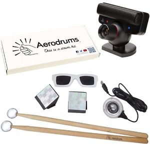 AERODRUMS AND CAMERA BUNDLE интерактивные барабаны