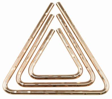 SABIAN Hard Hammered Bronze Triangle