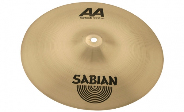 """Sabian AA 12"""" Rock Splash"""