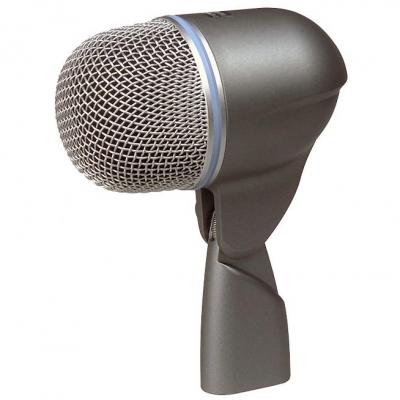 SHURE BETA 52A Динамический Суперкардиоидный Микрофон для Бас-барабана