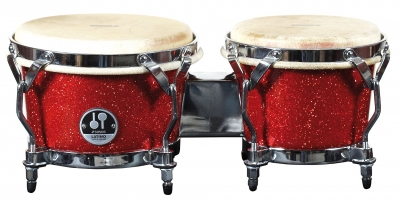 Sonor LBF 7850 RSHG Бонги 7'' и 8,5'' Red Sparkle