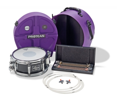 "SONOR SSD 13 12x5 GH PE Gavin Harrison ""Protean"" Малый барабан 12""x5"" с кейсом, комплектация Premium"