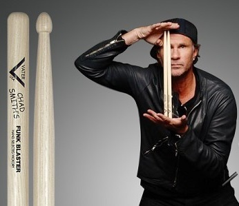 Vater VHCHADW Chad Smith's Funk Blaster (Red Hot Chili Peppers)