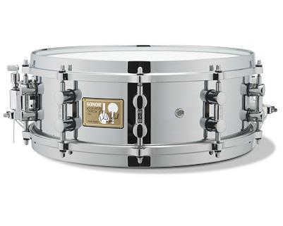 SONOR SSD 11 1405 PR Brass Snare Drum Phil Rudd - AC/DC